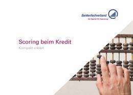 Scoring beim Kredit BFACH