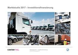 Marktstudie Investitionsfinanzierung 2017