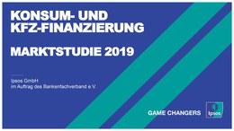 Marktstudie 2019 Konsum-und Kfz-Finanzierung BFACH