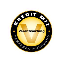 Logo Kredit mit Verantwortung