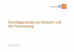 GfK-Studie_Konsum-Kfz-Finanzierung_2012